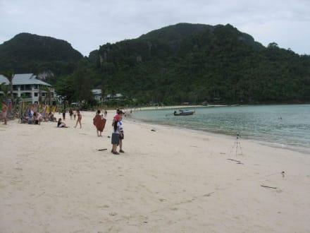 Strand von Phi Phi Island - Khao Phing Kan - James Bond Felsen