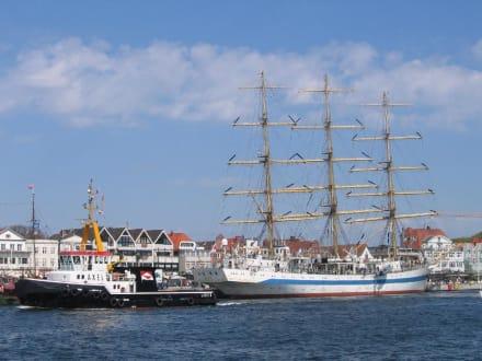 Travemünde - Museumsschiff Passat