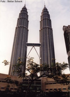 TwinTowers - Petronas Twin Towers