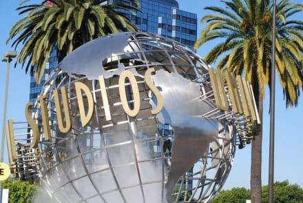 Das Universal Studio Zeichen - Universal Studios