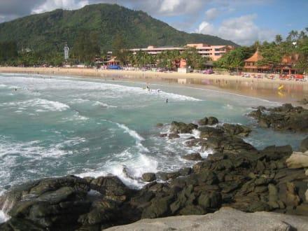 Strand von Kata Beach - Strand Kata Noi