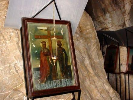 Sehenswert - Höhlenkirche
