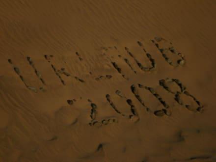 Meisterwerk im Sand - Strand Playa del Ingles