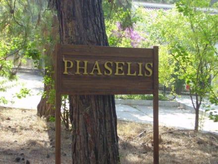 Phaselis - Phaselis