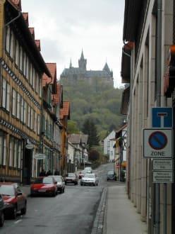 Schloss in Wernigerode - Schloß Wernigerode
