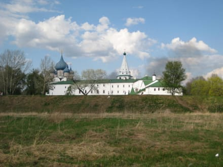 Tempel/Kirche/Grabmal - Kreml Susdal