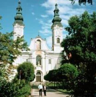 Klosterkirche - Klosteranlage Fürstenzell