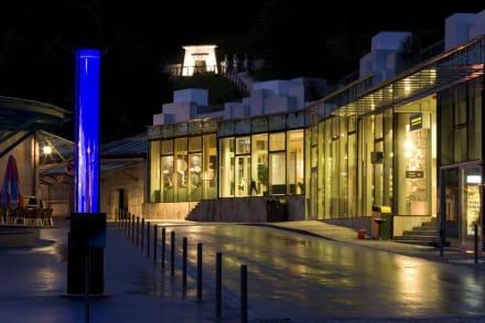 Abends Salzbergwerk Berchtesgaden - Salzbergwerk Berchtesgaden