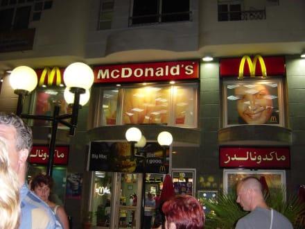 Mac Donalds - Essen & Trinken