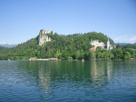 Bled - Burg von Bled