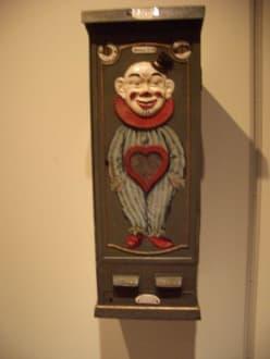historischer Automat - Rausch SchokoLand