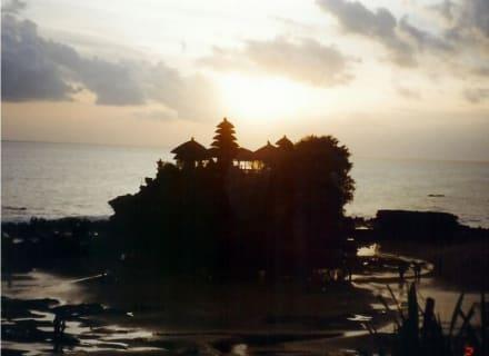 Bali - Tanah Lot - Tempel Tanah Lot