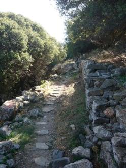 Das antike Driros - Antikes Driros