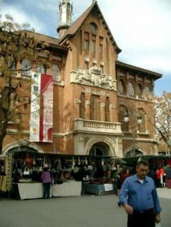Markthalle - Mercado Central de Valencia (Markthalle)