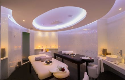 Serenity Spa Couple's Treatment Room -