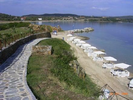 Hausstrand Hotel Agionissi Resort - Strand Alikes