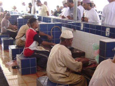 Fischmarkt/Mutrah - Fischmarkt/Mutrah