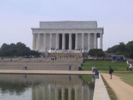 Lincoln Memorial - Lincoln Memorial