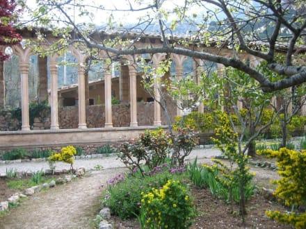 Miramar - Garten - Monestir de Miramar
