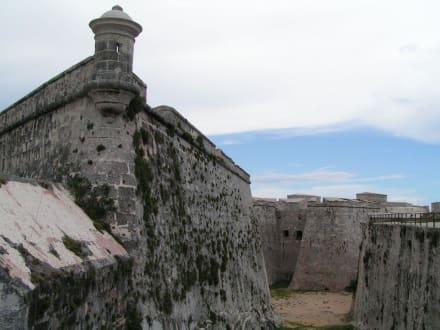 Das Castillo der drei Könige - Castillo de los tres Reyes del Morro