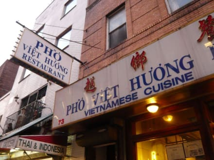 Pho Viet Huong - Asia Restaurant - Pho Viet Huong