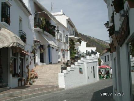 Spanien - Costa del Sol - Altstadt Mijas