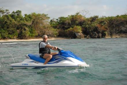 Insel Booby Cay Jamaica - Insel Booby Cay