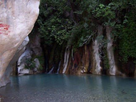 Göynük - Schlucht von Göynük / Göynük Canyon Park