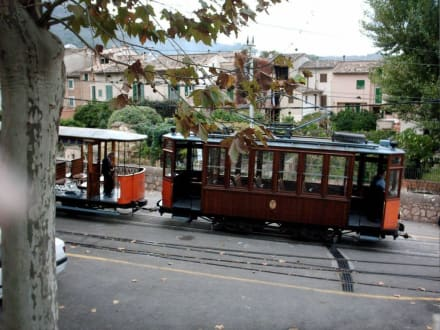 Straßenbahn - Straßenbahn Sóller - Port de Soller