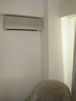 Klimaanlage und wand bild hotel mitsis petit palais in for Wand klimaanlage