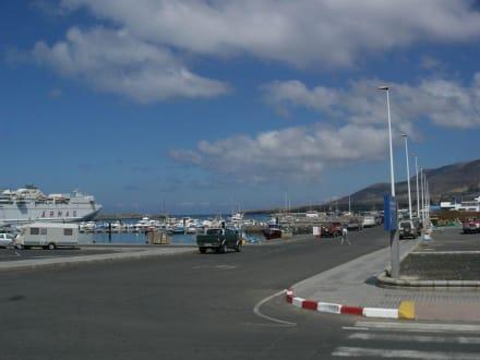 Der Hafen - Hafen Morro Jable