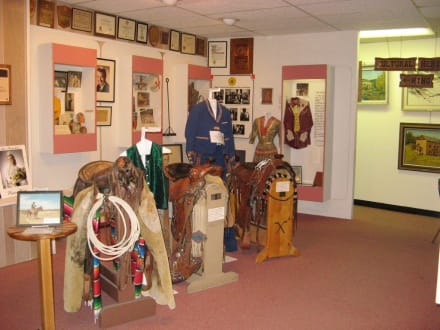 Geronimo Springs Museum in Truth or Consequences - Geronimo Springs Museum