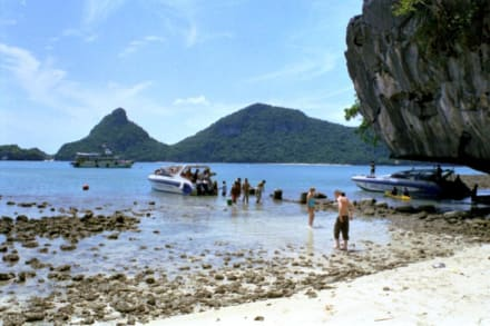 Marine National Park - Ang Thong Marine National Park