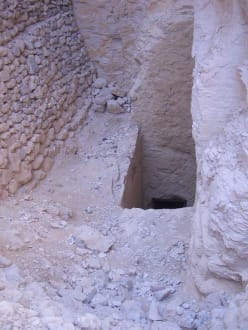 KV 63, erster Fund seit 85 Jahren seit Tutanchamun - Tal der Könige