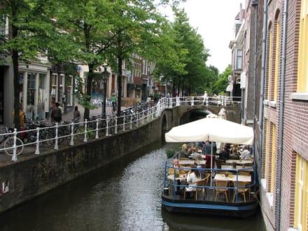 Bistroschiff - Zentrum Delft