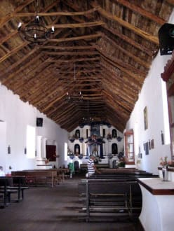 Religious sites (churches, temples, etc.) - San Pedro de Atacama