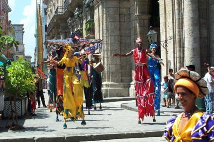 Karneval in Havanna - Carneval in Havanna