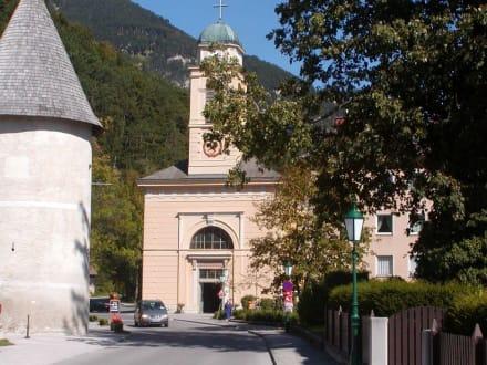 Kirche von Reichenau - Kirche von Reichenau