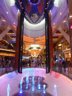Aufzugsbar - Oasis of the Seas