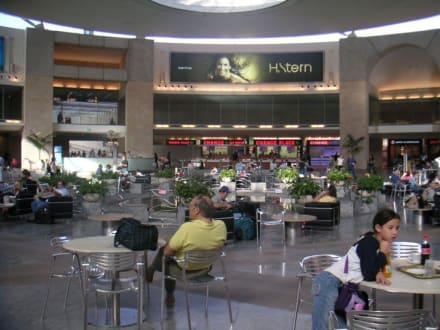 Ben Gurion Airport - Flughafen Ben Gurion