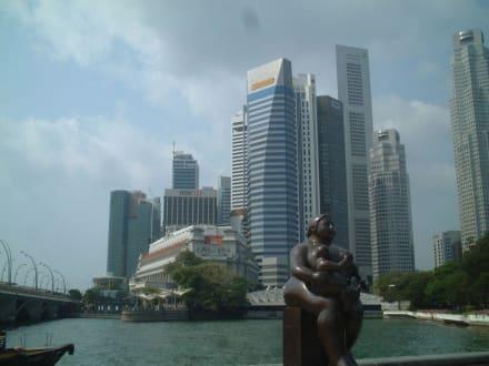 Skyline - Singapur - Skyline