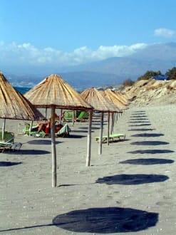komos beach - Kommos Strand