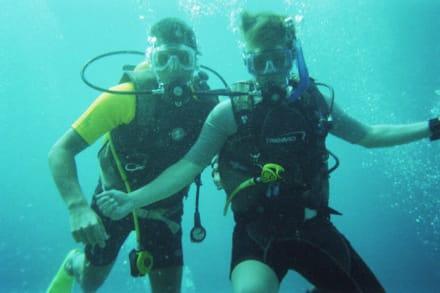 Tauchen - Unterwasser