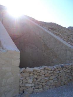 KV 4, Ramses der 11te - Tal der Könige