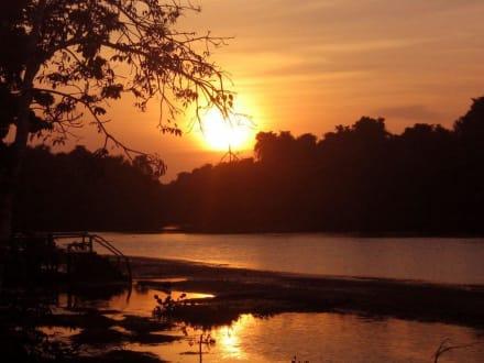Sundown - Orinoco Delta