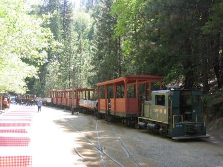 Yosemite Sugar Pine Rail Road - Yosemite Sugar Pine Rail Road