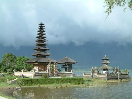 Balinesischer Tempel - Tempel Pura Ulun Danu Bratan