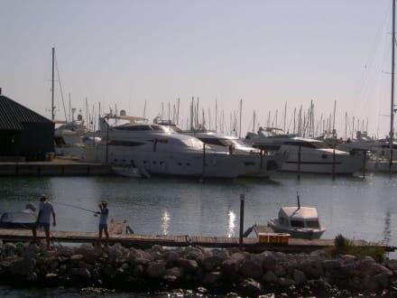 Hafen von Lignano Sabbiadoro - Hafen Restaurant