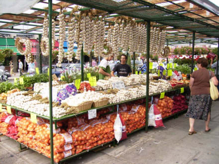 Marktstand in Ottawa - ByWard Market