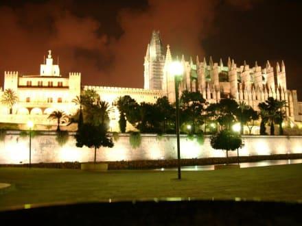 La Seu und Almudaina - Kathedrale La Seu